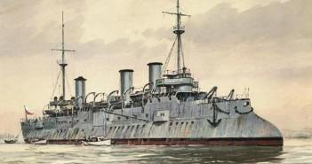 ORP Bałtyk - największy (nie)krążownik IIRP