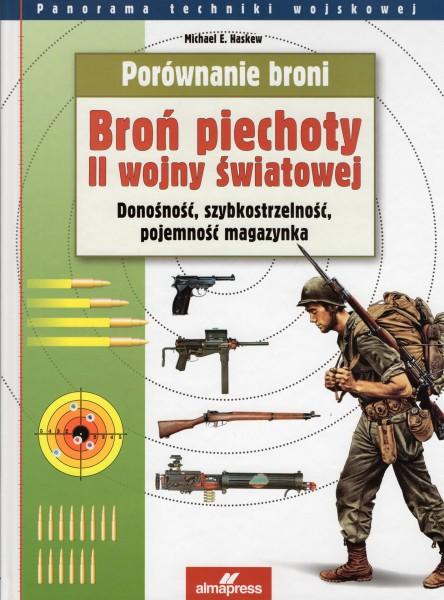 Porównanie broni - Broń piechoty II wojny światowej