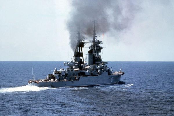 Aleksander Newski - jeden z krążowników typu Swierdłow