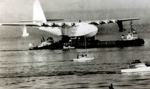 H-4 podczas transportu