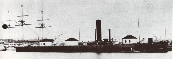 USS Roanoke po wojnie secesyjnej