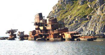 Murmańsk - krążownik, który nie chciał się poddać