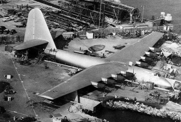 H-4 w 1947 roku