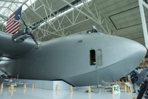 H-4 już w muzeum (fot. tgreyfox/Wikimedia Commons)