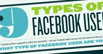 9 typów użytkowników Facebooka