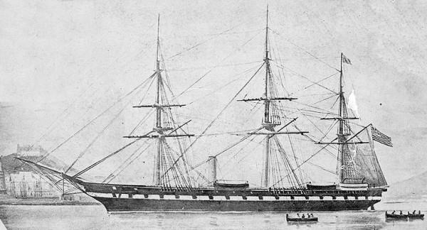 USS Roanoke przed przebudową