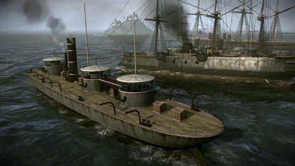 USS Roanoke w grze Total War SHOGUN 2