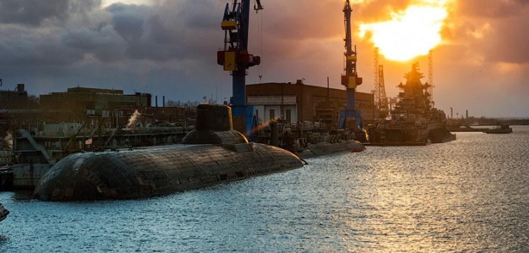 Archangielsk - dom rosyjskich okrętów podwodnych