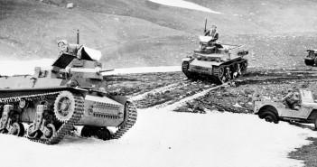 Wykorzystywane przez amerykanów czołgi T14 i T16