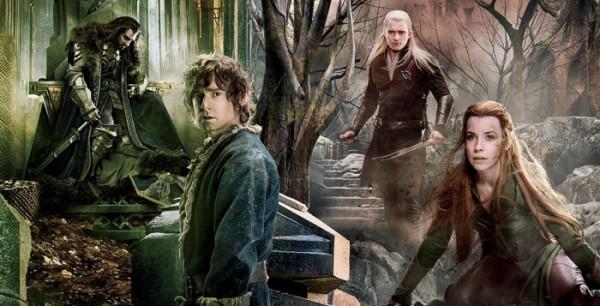 Hobbit: Bitwa Pięciu Armii