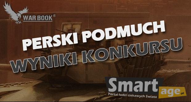 Perski Podmuch - wyniki konkursu