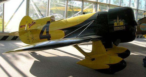 Replika Gee Bee Model Z (fot. El Grafo/Wikimedia Commons)