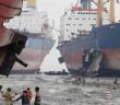 Złomowanie statków w XXI wieku