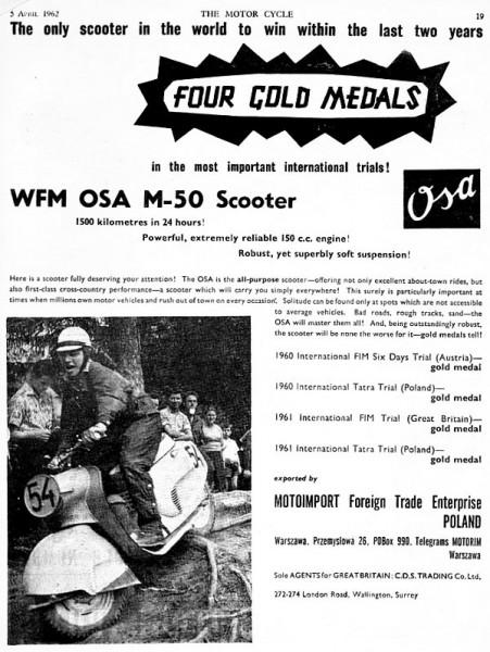WFM Osa