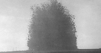 Mina Lochnagar - najgłośniejsza eksplozja w historii