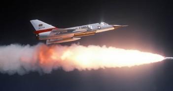 Nuklearny pocisk rakietowy powietrze-powietrze