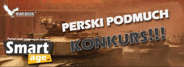 Perski Podmuch - konkurs