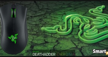 Razer DeathAdder Chroma test