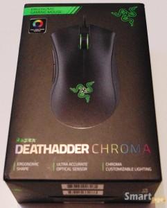 Razer DeathAdder Chroma test