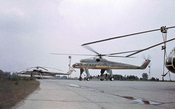 Mil Mi-6 i Mi-10