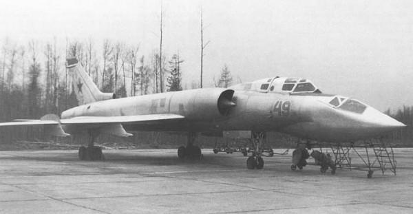 Tupolew Tu-128UT