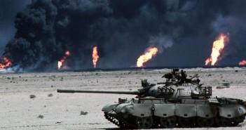 Pustynna Burza - pierwszy konflikt XXI wieku
