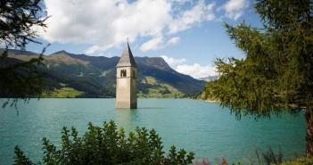 Jezioro Reschen