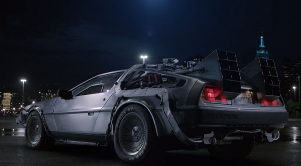 DeLorean DMC-12