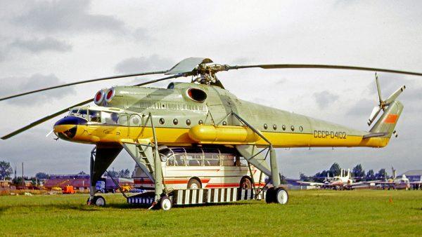 Mil Mi-10 (fot. Wikimedia Commons)