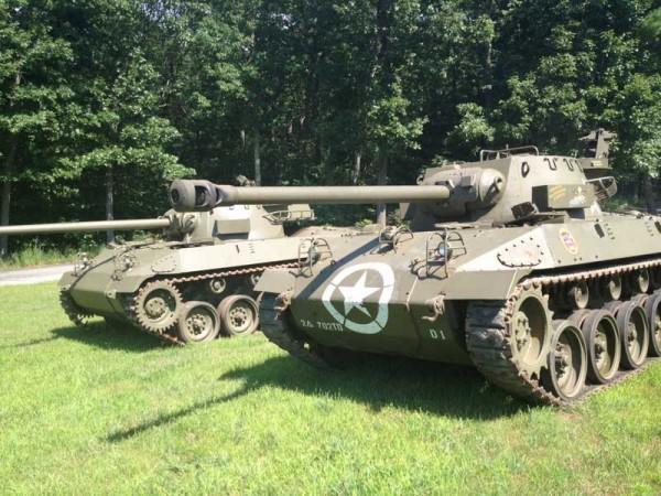 M18 Hellcat współcześnie