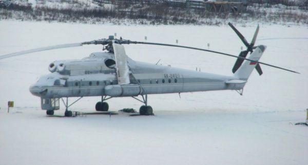 Mil Mi-10 (fot. Andrey/Flickr.com)