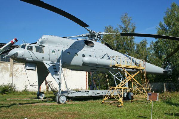 Mil Mi-10 (fot. Alan Wilson)