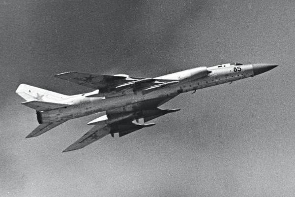 Tupolew Tu-128 Fiddler