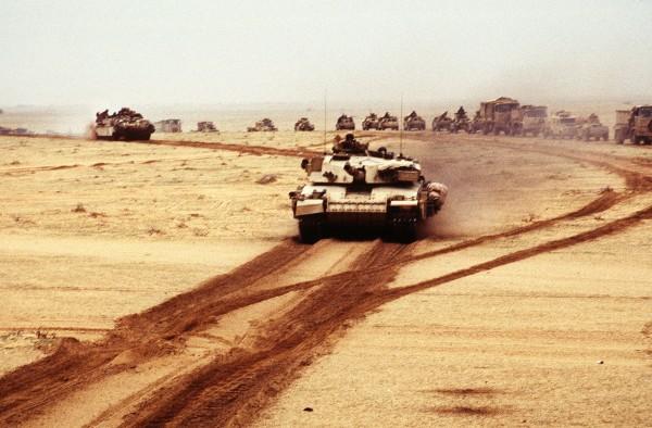 Brytyjski czołg Challenger