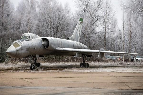 Tupolew Tu-128UT (fot. englishrussia.com)