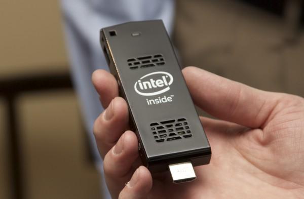 Intel Compute Stick (fot. http://arstechnica.com)