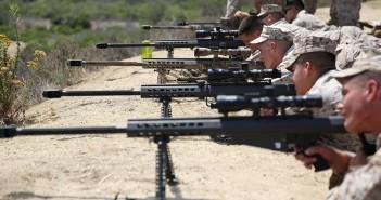 Snajperzy USMC (fot. http://www.marinecorpstimes.com)