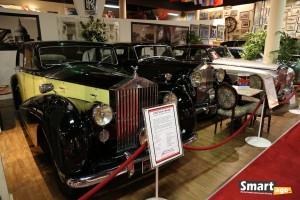 Rolls Royce Silver Wraith (1952)