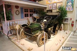 Prawdopodobnie pierwszy samochód na Kajmanach - Cadillac Model 1905 (1905)