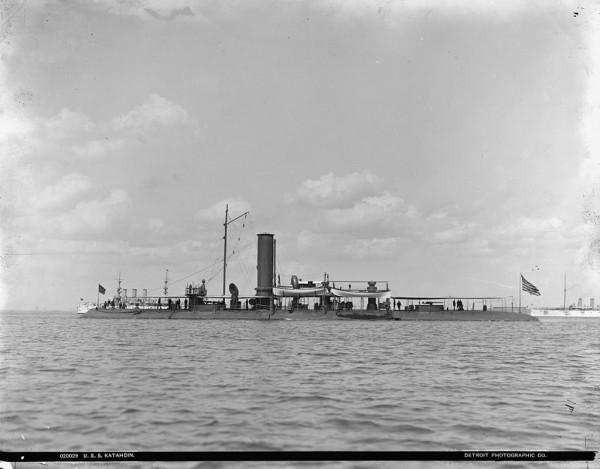 USS Katahdin