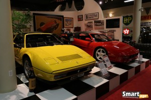 Ferrari 328 GTS (1989) i Ferrari 355 Spider (1995)