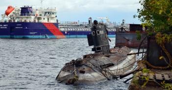 Zapomniany okręt podwodny SS-310