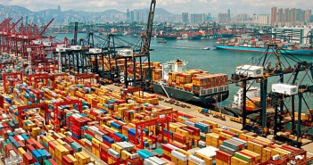 Port w Szanghaju - największy port na świecie