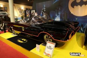 Batmobil z serialu z lat 60-tych (1966)