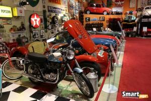 Motocykl Triumph Bonneville i Kougar 3.4 Roadster (1973)
