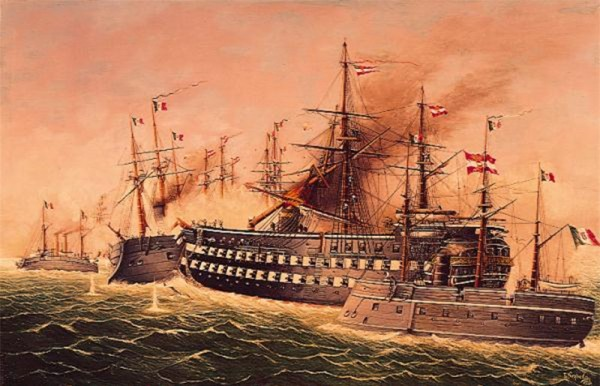 Bitwa pod Lissą (1866)