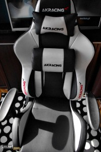 Fotel AKracing BM-1281 test