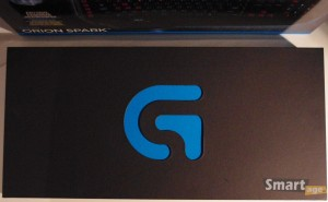 Test Logitech G910 Orion Spark