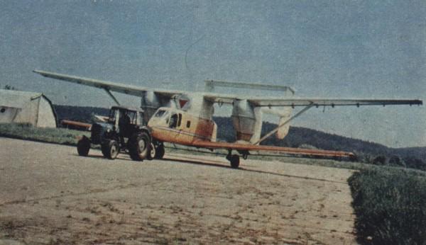 PZL M-15 Belphegor (fot. samolotypolskie.pl)