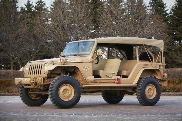 Jeep Staff Car (fot. Jeep)